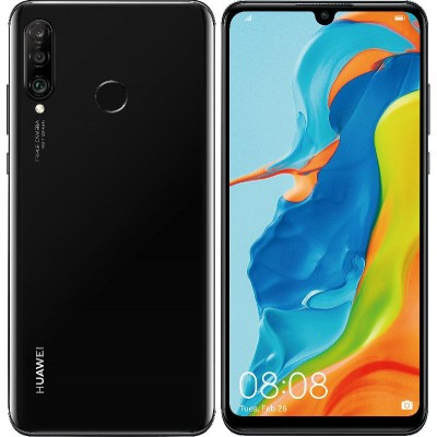 Huawei P30 Lite New Edition 6GB/256GB Dual SIM Black