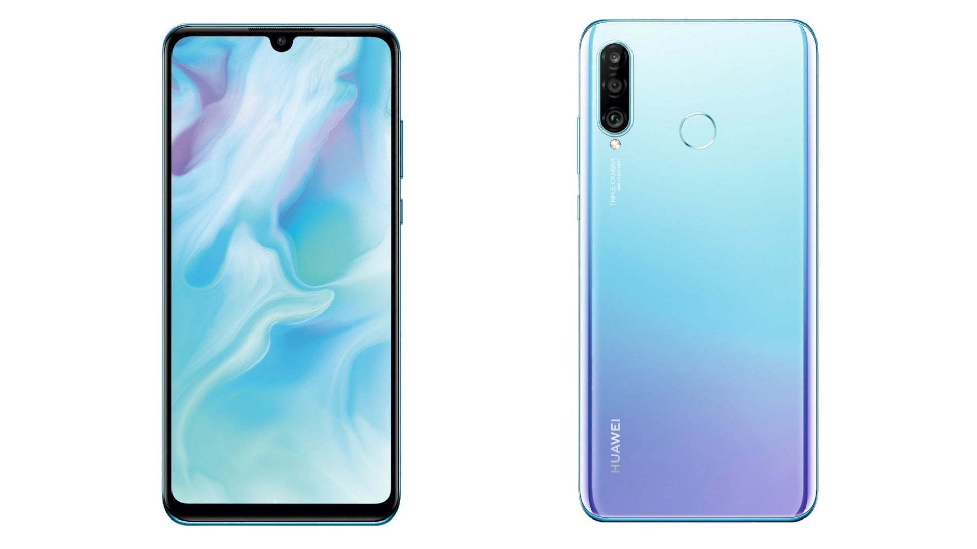 Huawei P30 Lite New Edition 6GB/256GB Dual SIM Breathing Crystal