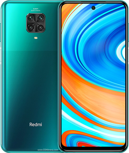 Xiaomi Redmi Note 9 Pro 128GB GLOBAL Forest Green