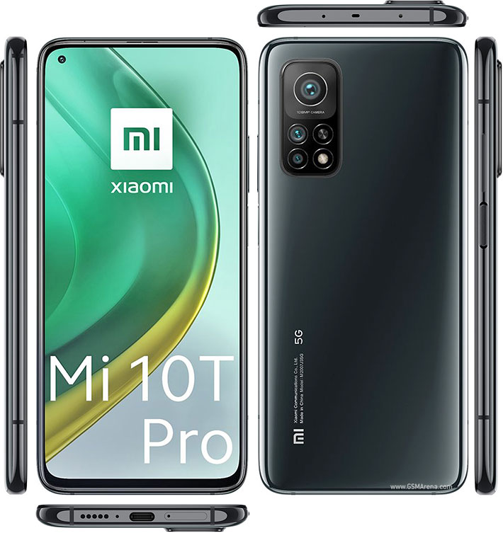Xiaomi Mi 10T Pro 5G Dual Sim 8GB/128GB GLOBAL Cosmic Black