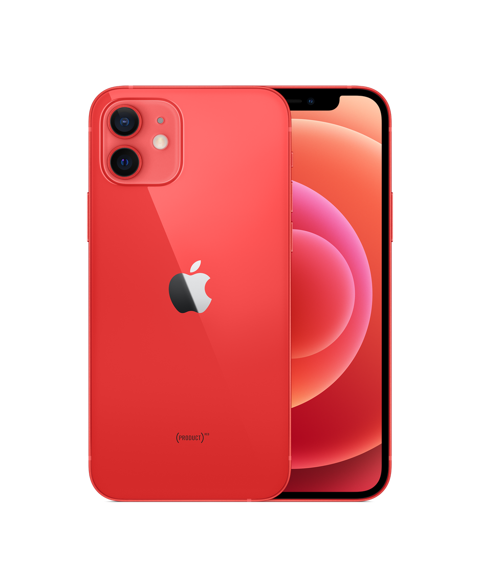 Apple iPhone 12 128GB Red