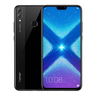 Honor 8X 64GB Dual Sim Black