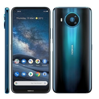 Nokia 8.3 5G Dual Sim 64GB Polar Night