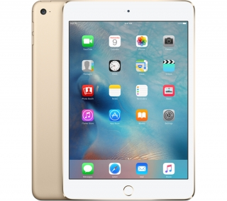 Apple iPad Mini 4 Cellular 128GB Gold