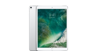 Apple iPad Pro (10.5) Cellular 256GB Silver