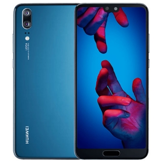 Huawei P20 128GB Dual SIM Midnight Blue