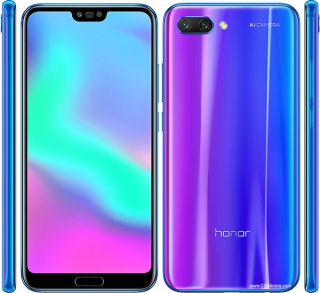 Honor 10 Dual SIM 64GB/4GB Phantom Blue