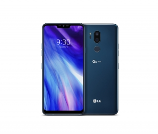 LG G7 64GB New Moroccan Blue