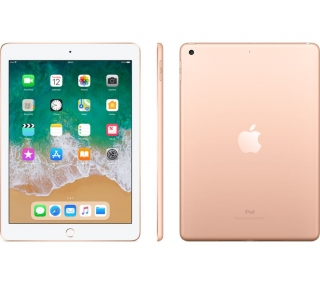 Apple iPad (2018) Cellular 128GB Gold