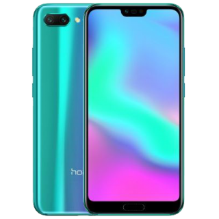 Honor 10 Dual SIM 64GB/4GB Phantom Green