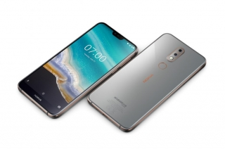 Nokia 7.1 32GB Dual SIM Gloss Steel