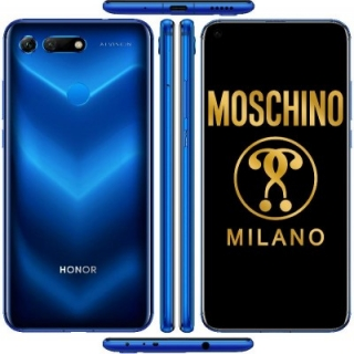 Honor View 20 256GB Dual Sim Moschino Edition Phantom Blue