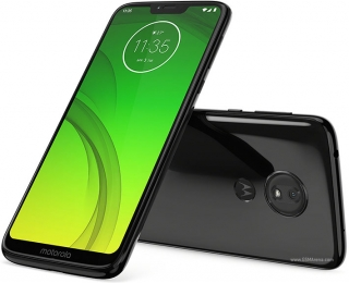 Motorola (Lenovo) Moto G7 Power Dual Sim Ceramic Black