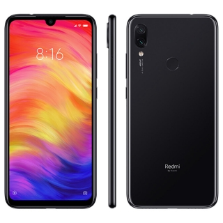 Xiaomi Redmi Note 7 64GB GLOBAL Black