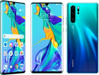 Huawei P30 Pro New Edition Dual SIM 8GB/256GB Aurora Blue
