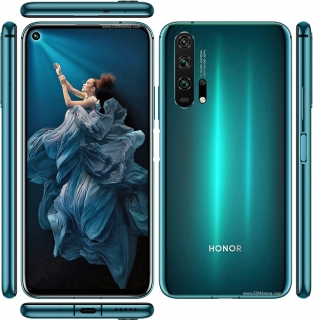 Honor 20 Pro 256GB Dual Sim Phantom Blue
