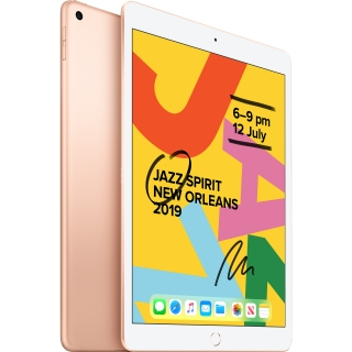 Apple iPad 10.2 (2019) 32GB Wifi Gold