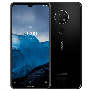 Nokia 6.2 Dual Sim 64GB Ceramic Black