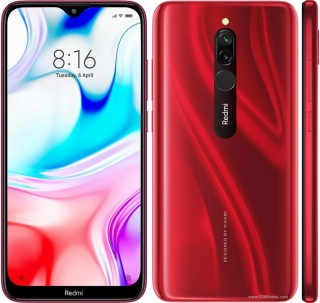 Xiaomi Redmi 8 64GB GLOBAL Red