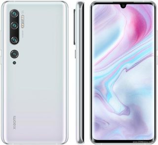 Xiaomi Mi Note 10 128GB GLOBAL Glacier White