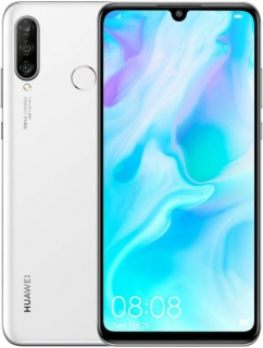 Huawei P30 Lite New Edition 6GB/256GB Dual SIM White
