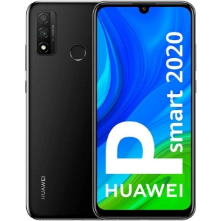 Huawei P Smart 2020 4GB/128GB Dual SIM Midnight Black